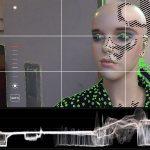Hauttöne von Mitteleuropäern mit Hilfe des 70%-Zebras in der iPhone-App MAVIS anmessen